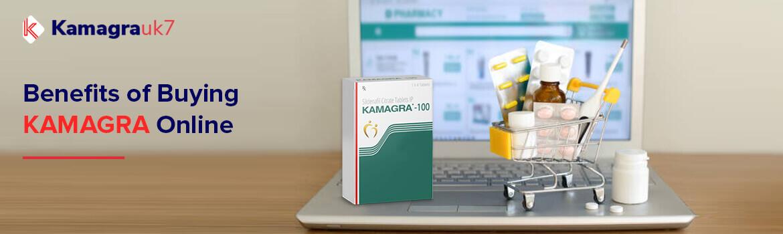 Benefits of Buying Kamagra Online