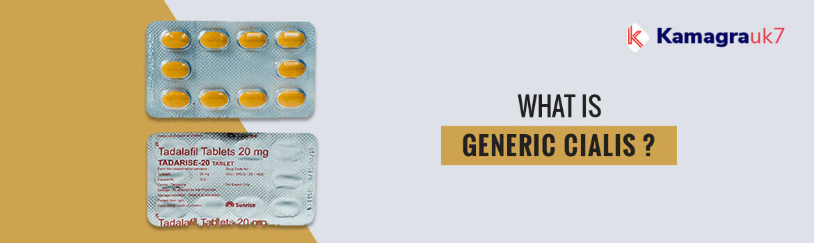 What is Generic Cialis?