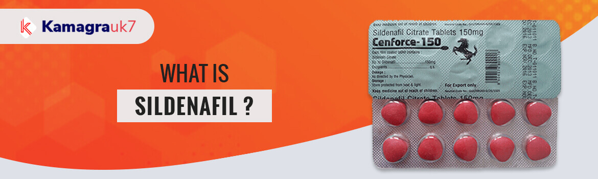 What Is Sildenafil?
