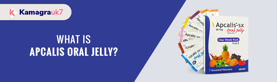 What Is Apcalis Oral Jelly?