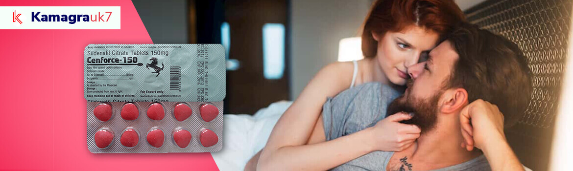 Maintain a Firm Erection with Sildenafil Tablets and Enjoy a Healthy Sexual Life