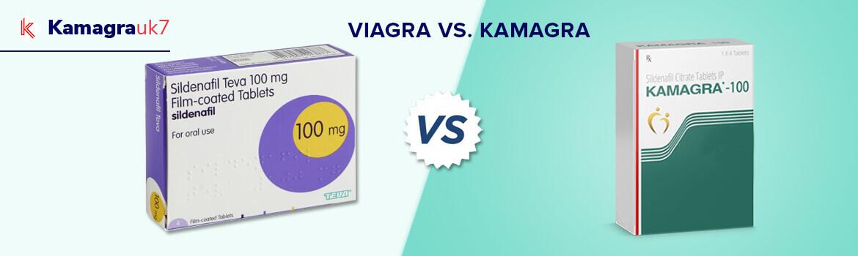 Viagra vs. Kamagra: Which drug is best for treating erectile dysfunction?